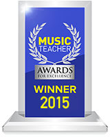 Music Teacher Award 2015